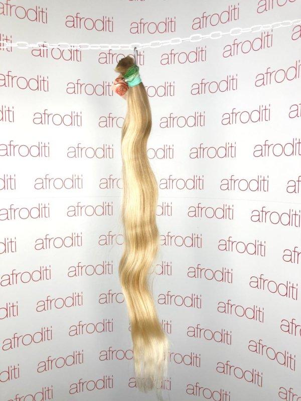 Vlasy k prodloužení přírodní blond