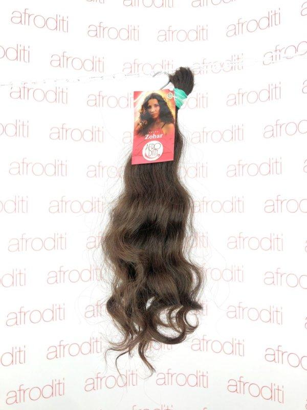 Přírodní vlnité vlasy k prodloužení Z183