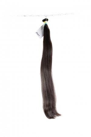 Pevné rovné vlasy k prodloužení.