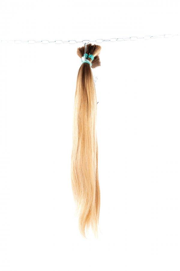 České blond vlasy k prodloužení