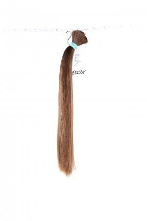 Hnědé české vlasy na prodlužování