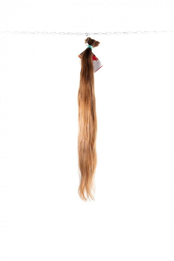 Plavé české vlasy k prodloužení
