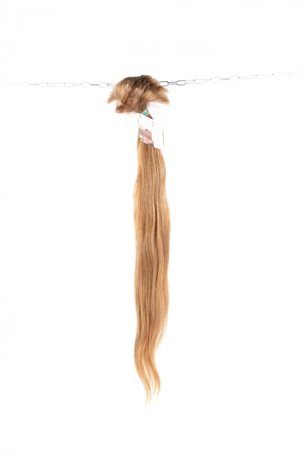 Evropské jemné vlasy