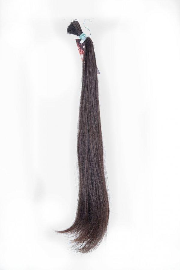 Dlouhé hnědé vlasy Řecké kategorie