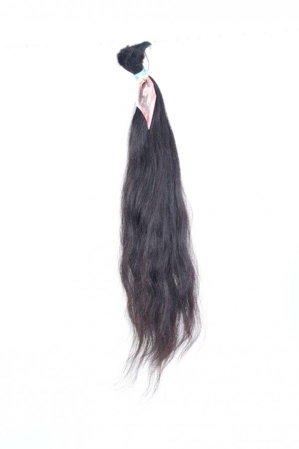 Řecké vlasy přírodní tmavé odstíny
