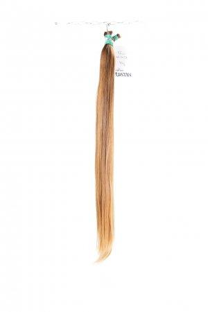 Lehké rovné blond vlasy k prodloužení