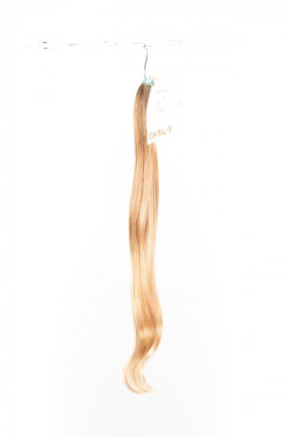 Kvalitní blond vlasy k prodloužení