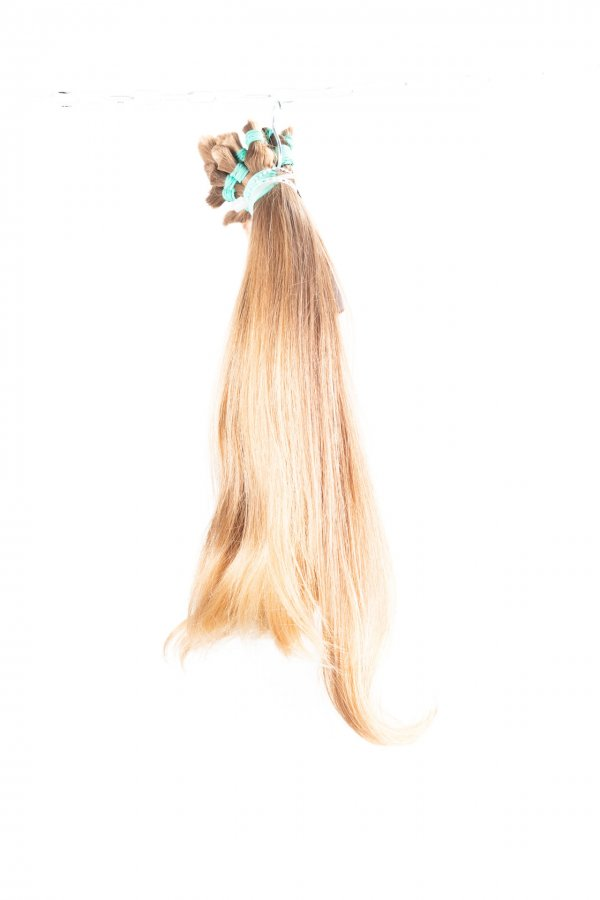 Evropské jemné vlasy k prodlužování vlasů.