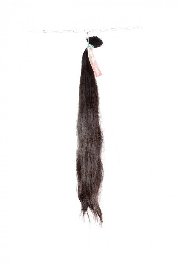 Hnědé odstíny řeckých vlasů na prodlužování