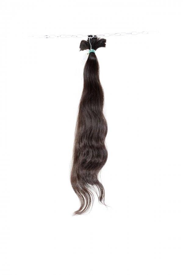 Vlnité řecké vlasy na prodlužování vlasů