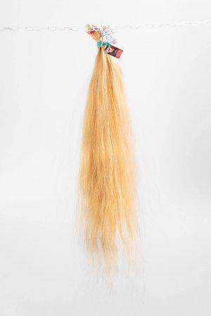Světlé východoevropské vlasy