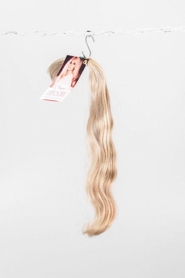 Přírodní vlasy k prodloužení