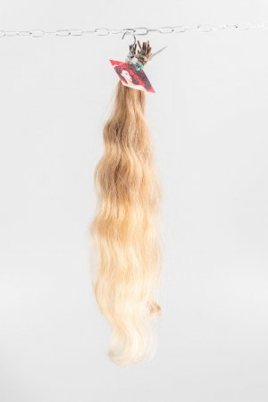 Vlnité dětské vlasy