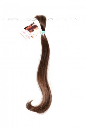 Tmavé vlasy evropského původu