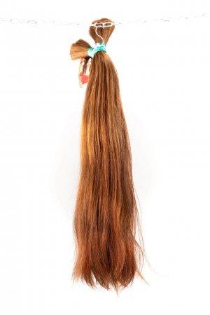 Rezavé vlasy k prodloužení