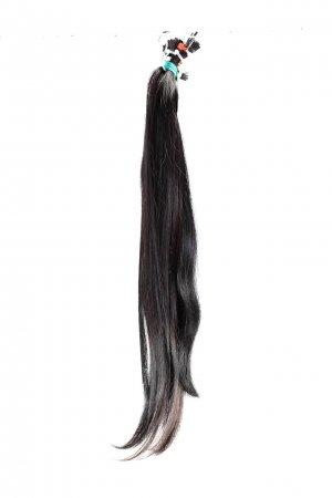 Černé vlasy k prodloužení
