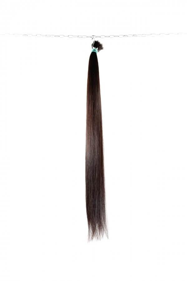 Tmavé vlasy