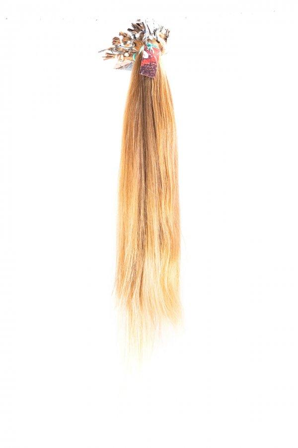 Světlé přírodní vlasy k prodloužení