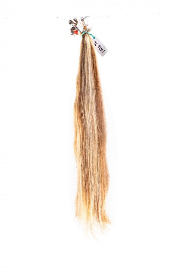 Melírované vlasy k prodloužení