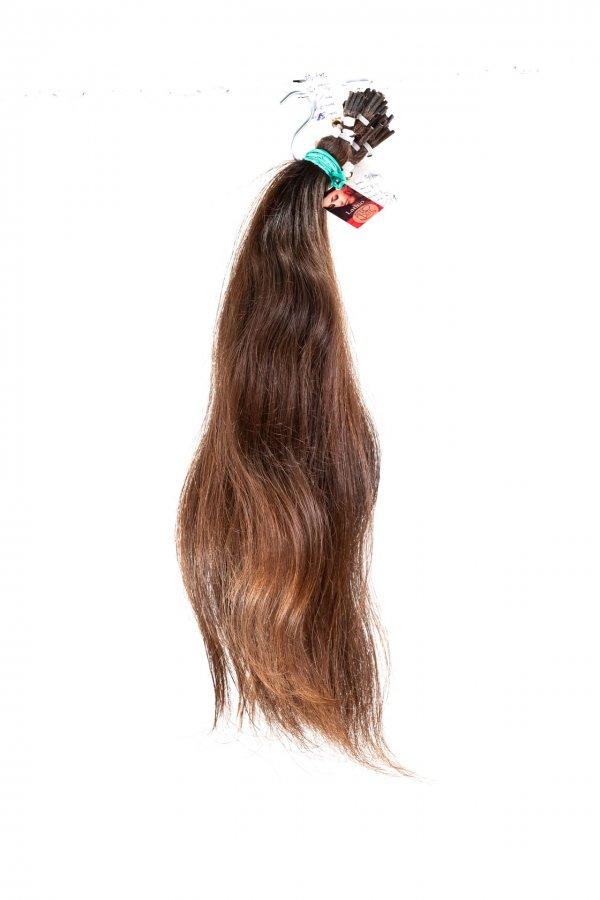 Světlé kyperské vlasy