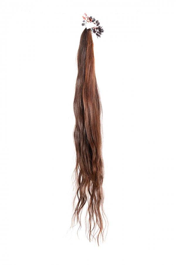 Vlnité vlasy na prodloužení