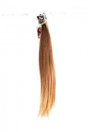 Rovné přírodní vlasy