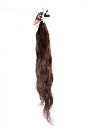 Pravé vlasy k prodloužení