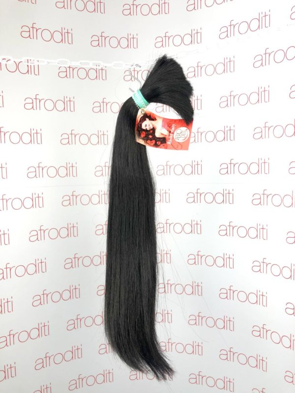 Luxusní tmavé vlasy