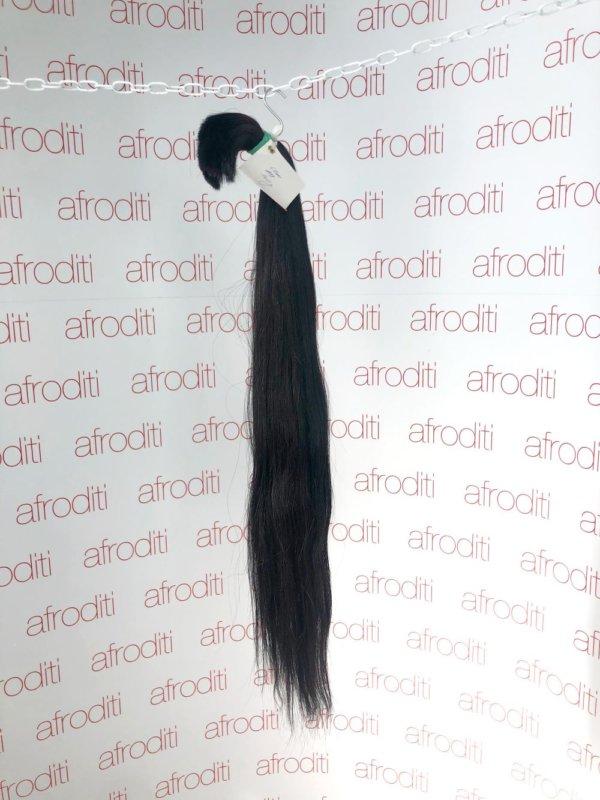 Luxusní černé vlasy