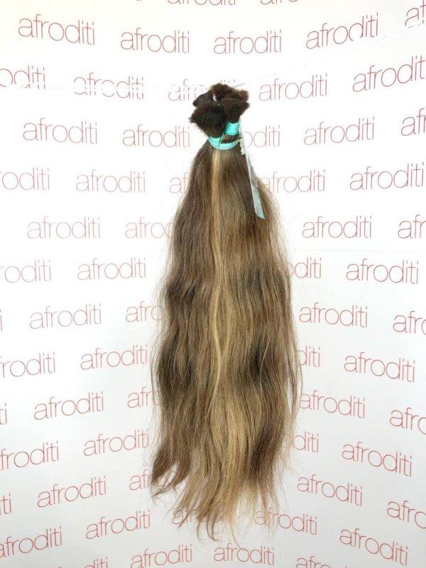 Lehké české vlasy k prodloužení