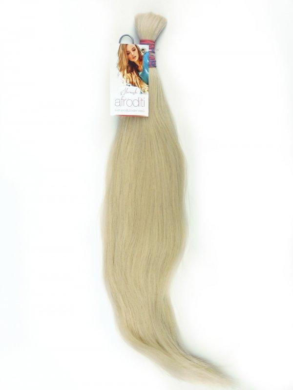 Slovanské blond culíky