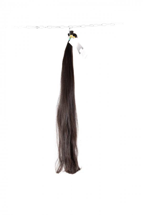 Husté vlasy Agapé.
