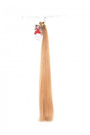 Dlouhé rovné vlasy k prodlužování vlasů.