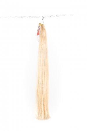 Dlouhé blond culíky k prodlužování vlasů.