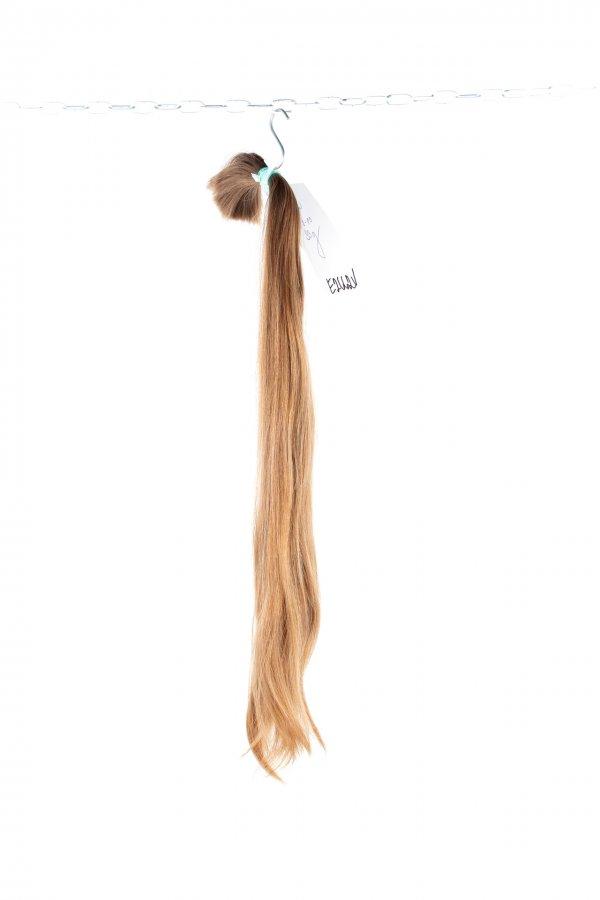 Přírodní plavé blond vlasy