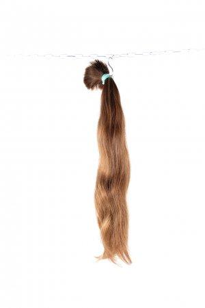 Jemné vlasy s lehkou vlnou