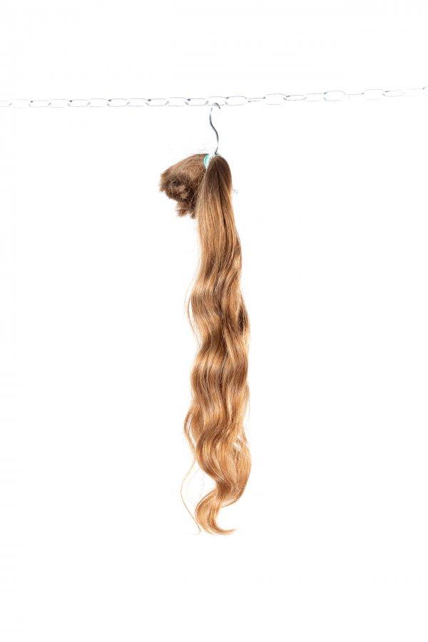 Nádherně vlnité vlasy k prodlužování