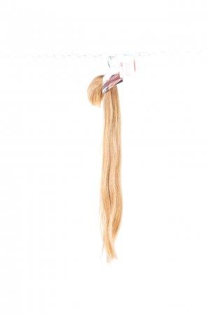 Evropské jemné blond vlasy