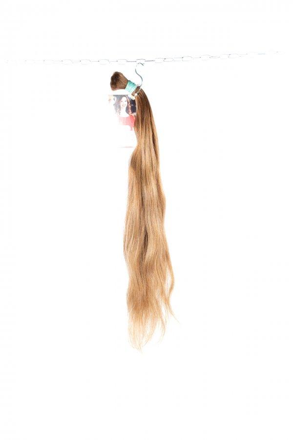 Jemné vlasy v plavém odstínu