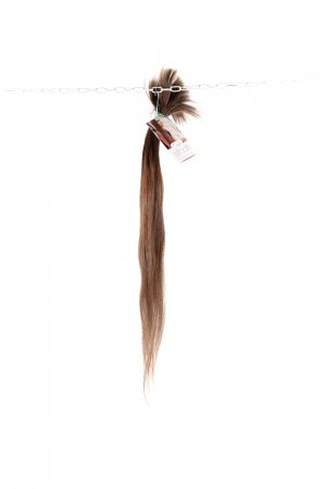 Jemné evropské vlasy