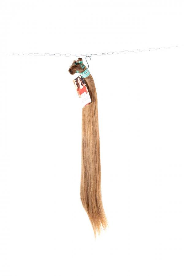 Kvalitní husté vlasy v plavém odstínu
