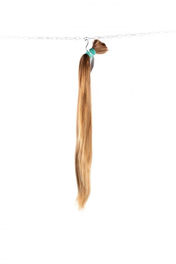 Přírodní plavé vlasy k prodloužení