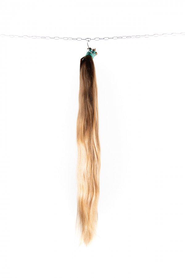 Nádherné světlé vlasy k prodloužení
