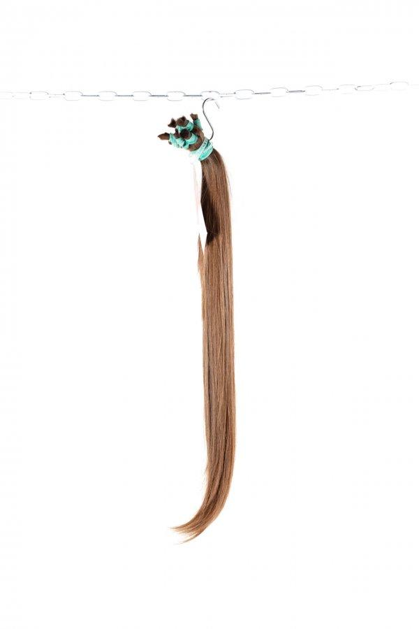 Panenské vlasy na prodlužování