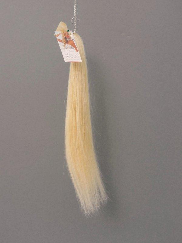 Vlasové pásky světlé odstíny