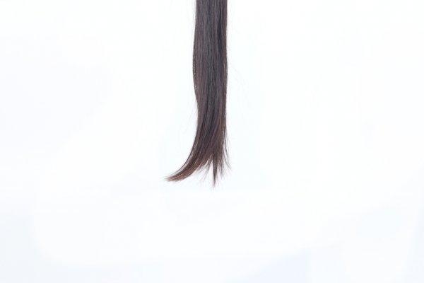 Tmavé odstíny Řeckých vlasů