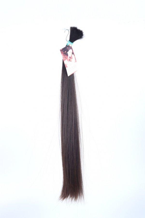Dlouhé Řecké vlasy tmavé odstíny