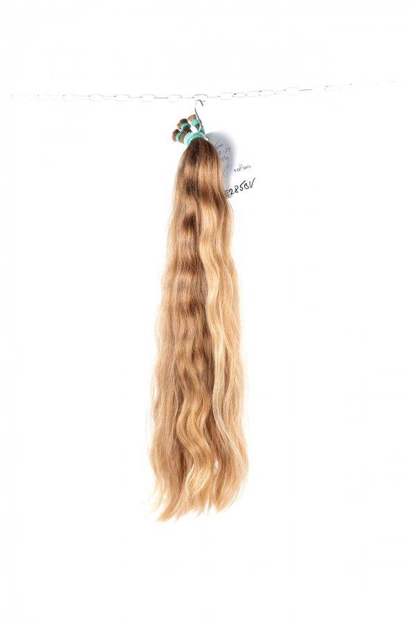 Objemné vlnité vlasy k prodloužení