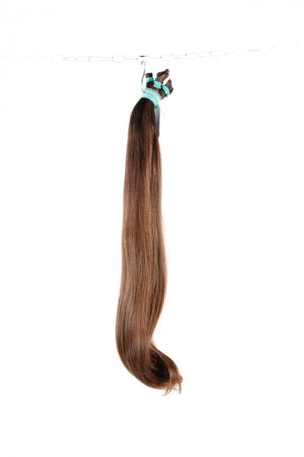 Panenské objemné vlasy k prodloužení