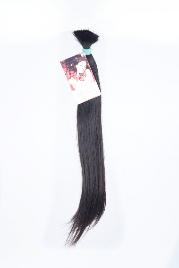 Tmavé Řecké vlasy